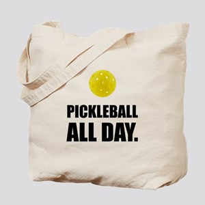Pickleball All Day Tote Bag
