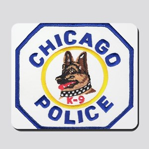 Chicago PD K9 Mousepad