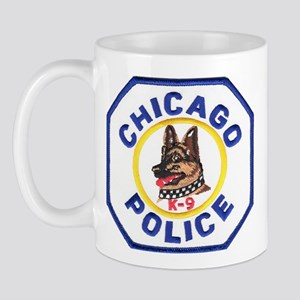 Chicago PD K9 Mug