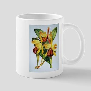 Fire Orchids Mug