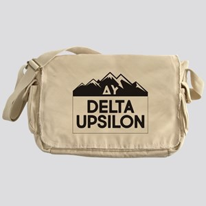 Delta Upsilon Mountains Messenger Bag
