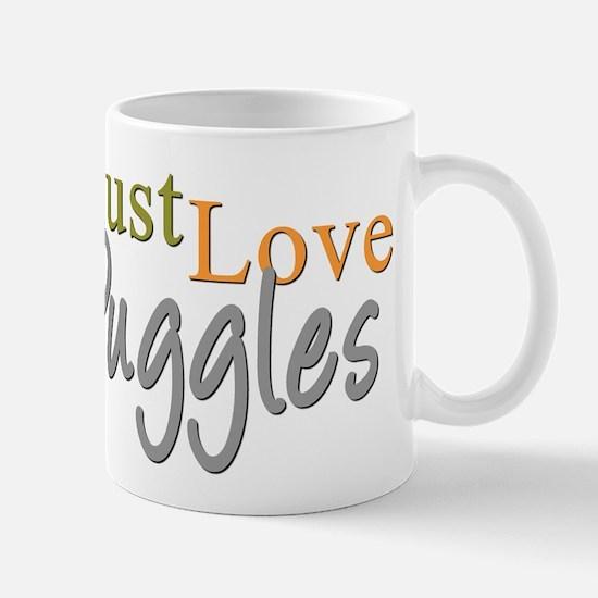 MUST LOVE Puggles Mug