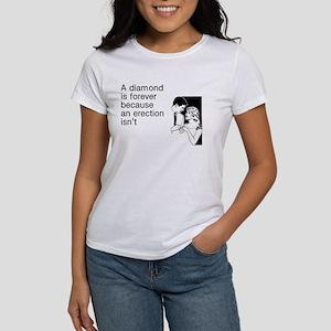 Diamond Is Forever Women's T-Shirt