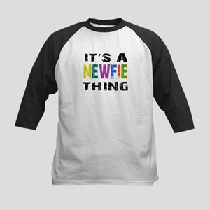 Newfie THING Kids Baseball Jersey