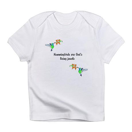 Hummingbirds Infant T-Shirt