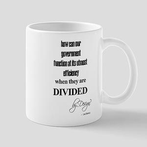 Divided by Design Mug