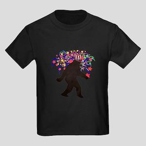 ID4 Squatchin Kids Dark T-Shirt