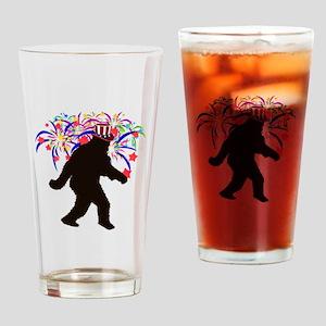 ID4 Squatchin Drinking Glass