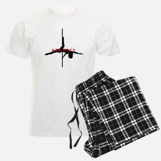 Addicted Black/Red Pajamas