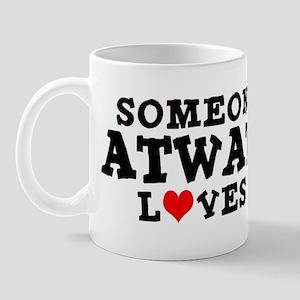 Atwater: Loves Me Mug