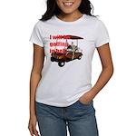 Golfing in Hell Women's T-Shirt