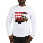 Golfing in Hell Long Sleeve T-Shirt