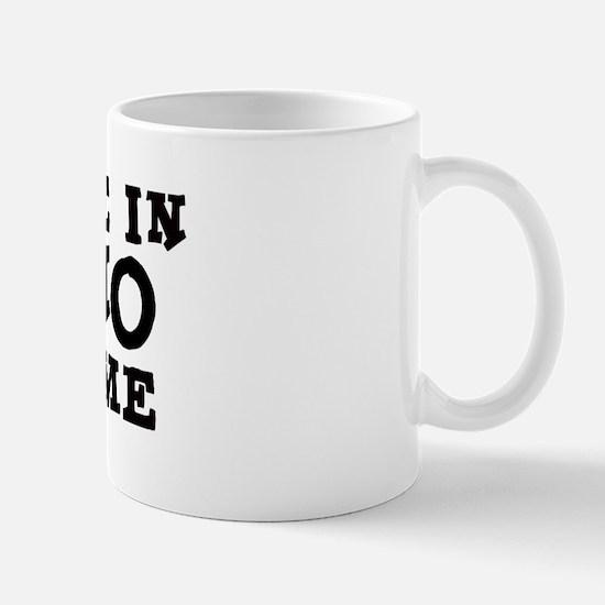 Encino: Loves Me Mug