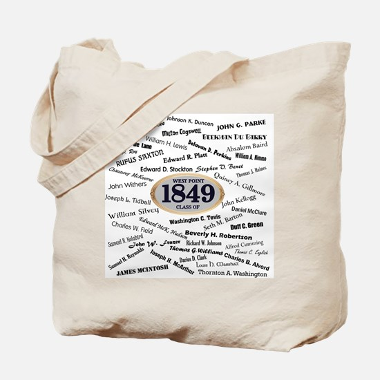 West Point - 1849 Tote Bag