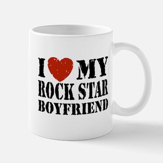 Rock Star Boyfriend Mug