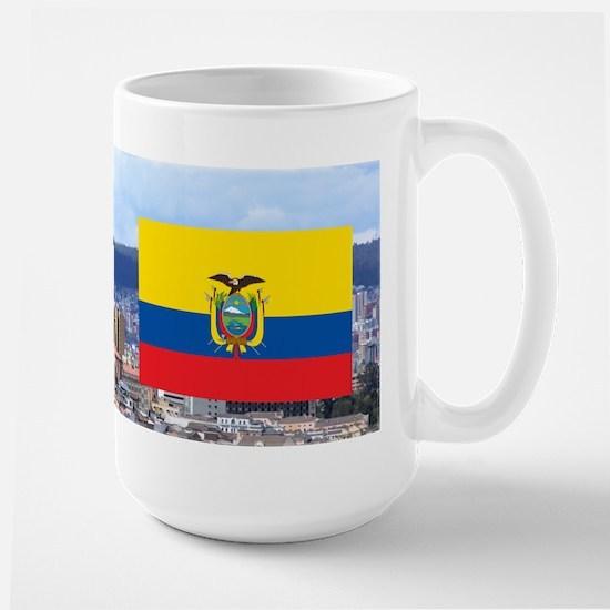 Ecuador Large Mug