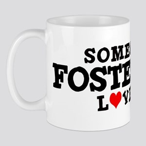 Foster City: Loves Me Mug