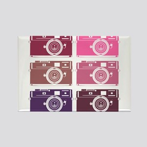 Photography Rectangle Magnet