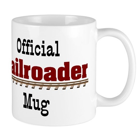 Official Railroader Mug
