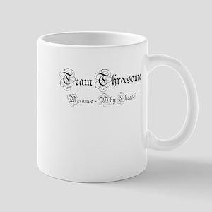 Team Threesome Mug