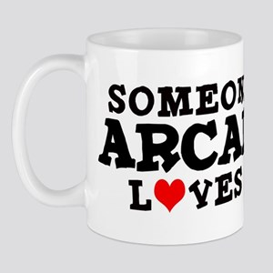 Arcadia: Loves Me Mug
