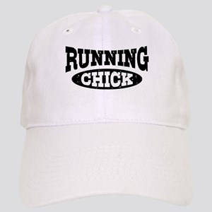 Running Chick Cap