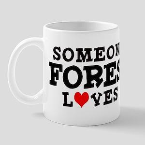 Foresta: Loves Me Mug