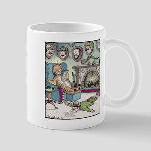 A Tiger's Trophy room Mug