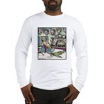 A Tiger's Trophy room Long Sleeve T-Shirt