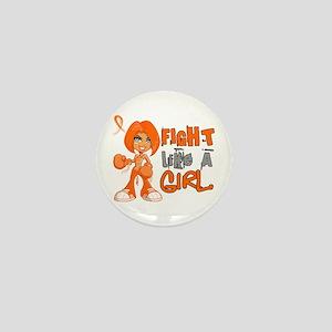 Licensed Fight Like a Girl 42.8 RSD Mini Button