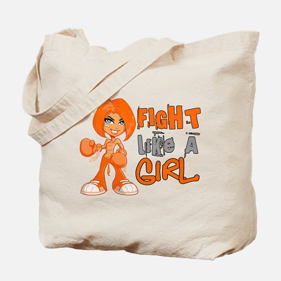 Licensed Fight Like a Girl 42.8 RSD Tote Bag