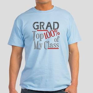 Funny GRAD Top 100% Light T-Shirt