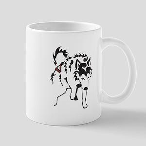 Alaskan Malamute Weight Pull Mug