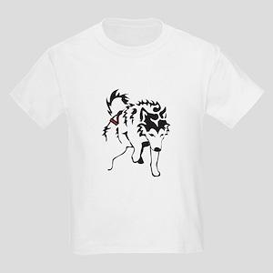 Alaskan Malamute Weight Pull Kids Light T-Shirt