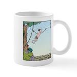 Tarzan runs out of Jungle Mug