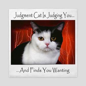 Judgment Cat Queen Duvet