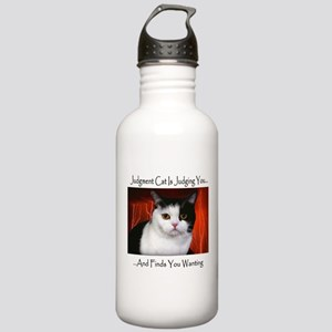 Judgment Cat Stainless Water Bottle 1.0L