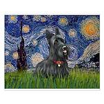 StarryNight-Scotty#1 Small Poster