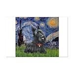 StarryNight-Scotty#1 Mini Poster Print