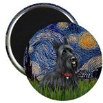 StarryNight-Scotty#1 Magnet