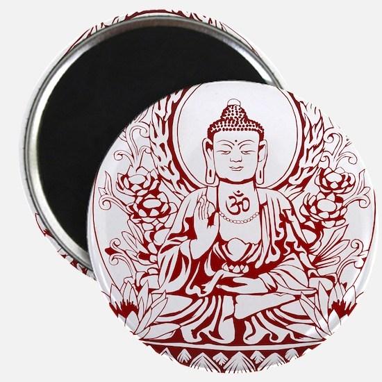 """Gautama Buddha 2.25"""" Magnet (10 pack)"""