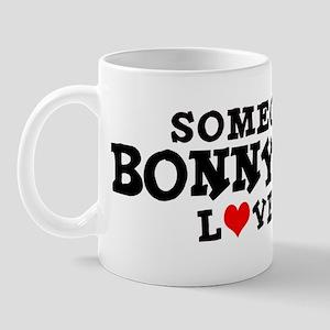 Bonny Doon: Loves Me Mug