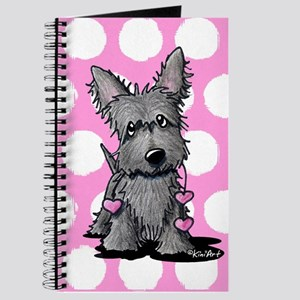 Heartstrings Scottie Terrier Journal