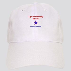 i got poked today did you? Cap