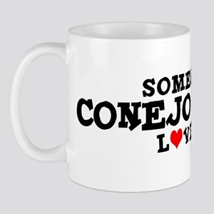 Conejo Valley: Loves Me Mug