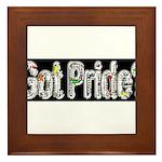 Got Pride? Framed Tile
