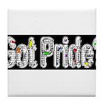 Got Pride? Tile Coaster