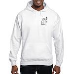 APCS 2012 Hooded Sweatshirt (front & back)