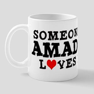 Amador: Loves Me Mug