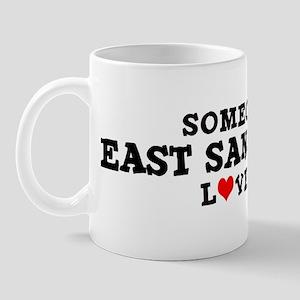 East San Gabriel: Loves Me Mug